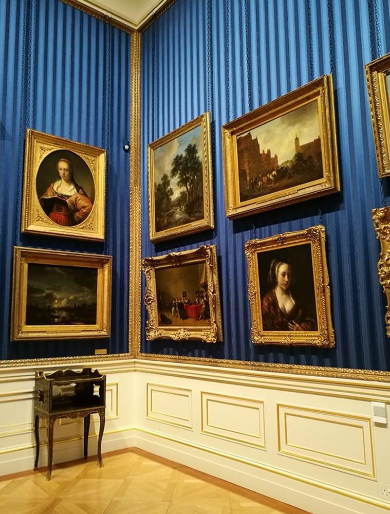 The Wallace Collection - Eintritt kostenlos, ein herrschaftliches Haus mit Gemälden, Möbeln, Prunk und London Gefühl