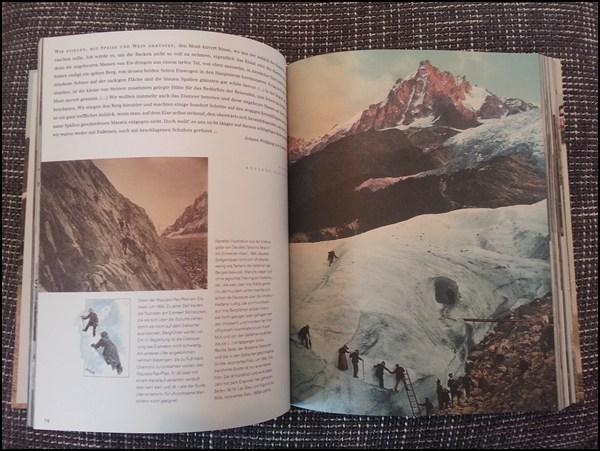 Legendär: Gletscher in den Alpen
