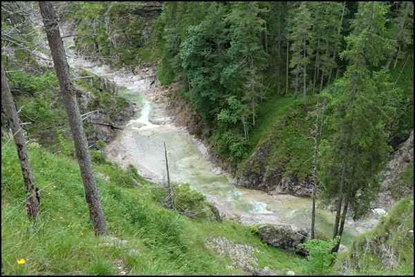 Aussicht auf das Finzbachtal
