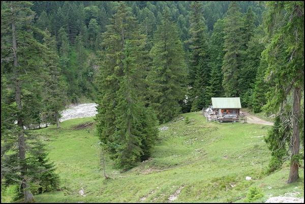 Zur Finzalm im Karwendel – eine Wanderung und Geocaching-Tour