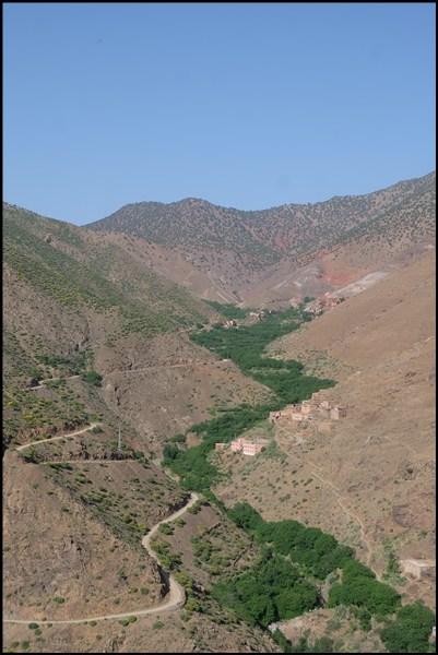 Grünes Marokko