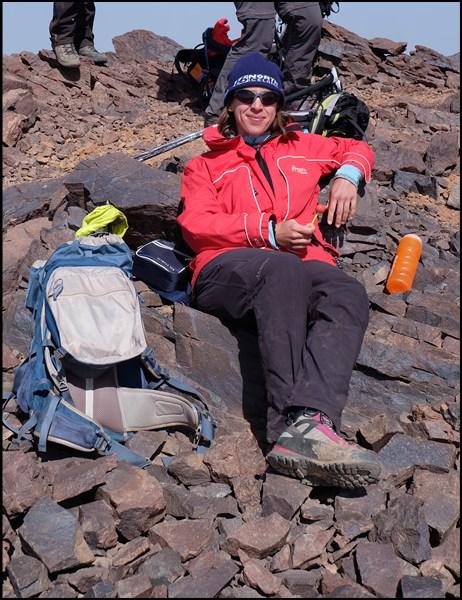 Trekking in Marokko am Timzguida