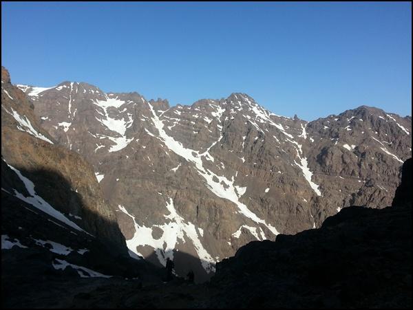 Bergtour im Hohen Atlas
