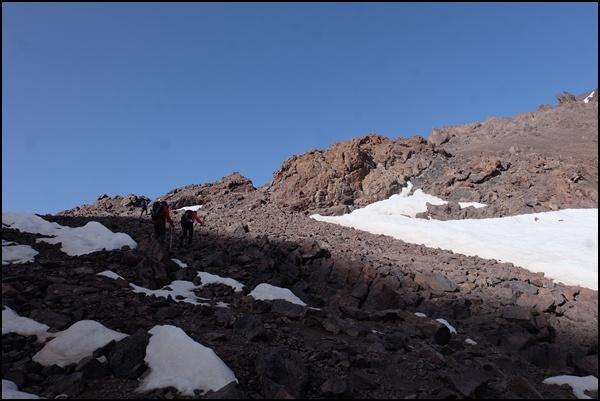 Einsame Bergtour im Hohen Atlas in Marokko