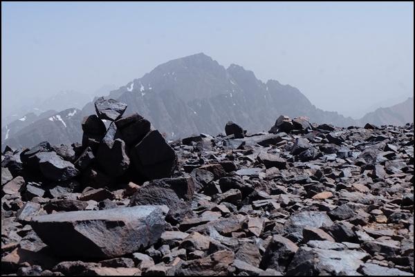 Jebel Toubkal im Hohen Atlas