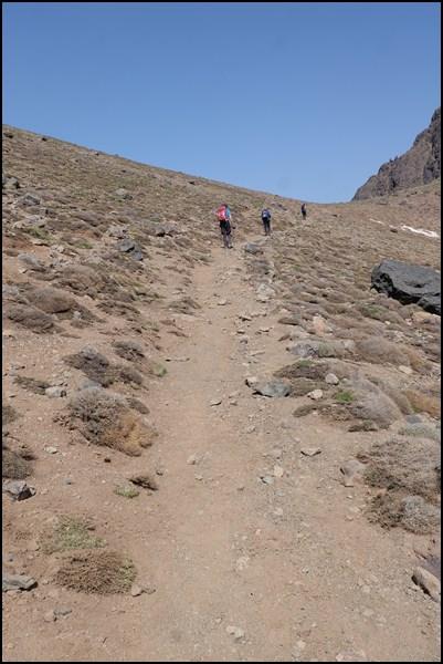 Staub-Trekking