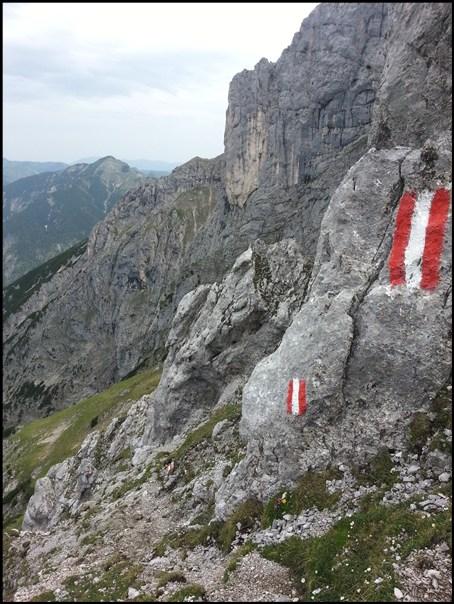 Sonnjoch Überschreitung im Karwendel