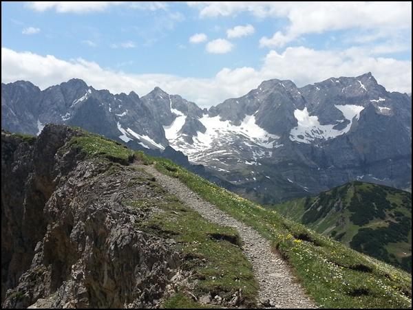 Wanderpfad Karwendel