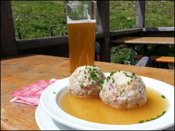 Gebt mir Knödel aus Südtirol!