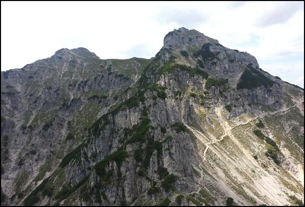Gipfelbuch: Kramer/ Kramerspitz Überschreitung