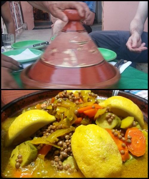 Tajine in Marokko