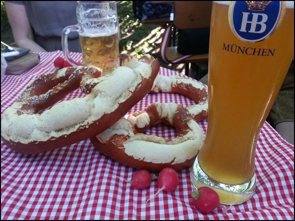 Einmalig auf der Welt: die Biergärten in München