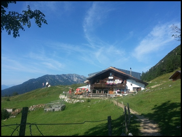 Astenau Alpe am Ebner Joch