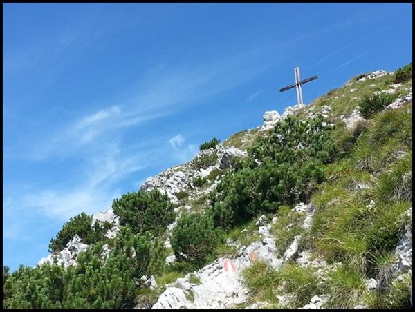 Ebner Joch Gipfel