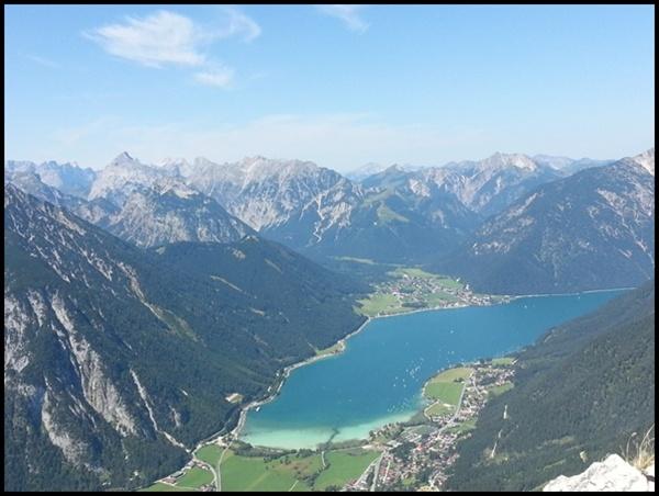 Achensee und Karwendel