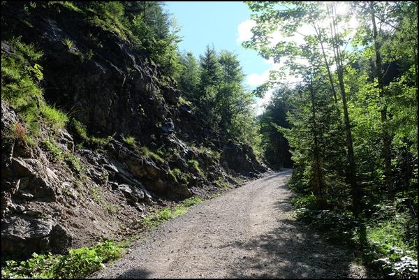 Start im Trockenbachtal