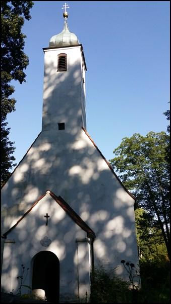 Clemens Kirche im Weltwald