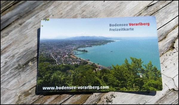 Bodensee-Vorarlberg-Card