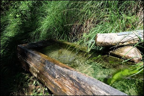 Brunnen im Bregenzerwald
