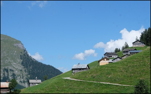 Argenvorsäß im Bregenzerwald