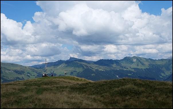 Gipfel des Lug im Bregenzerwald