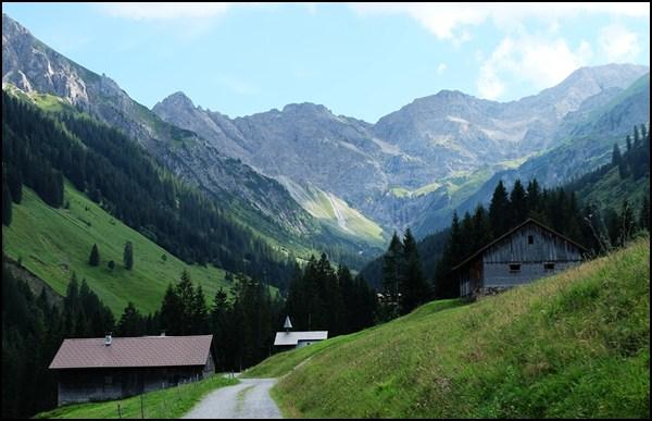 Hüttentour Bregenzerwald