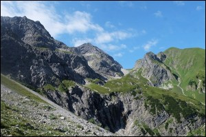 Bergtour im Bregenzerwald