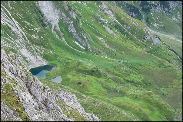 Abstieg von der Hochkünzelspitze