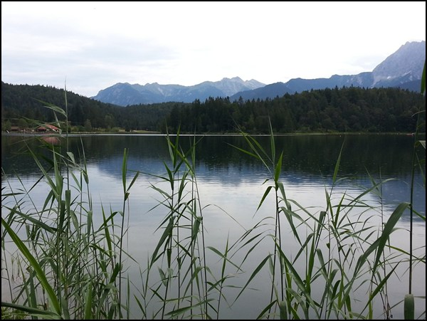 Lautersee bei Mittenwald
