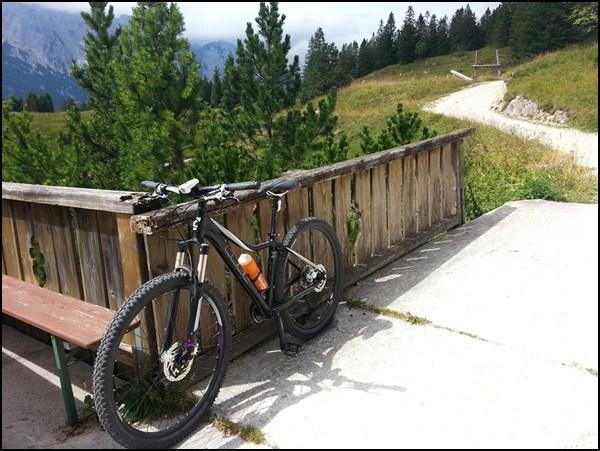 Buchtipp: Das Mountainbike Buch Garmisch-Partenkirchen