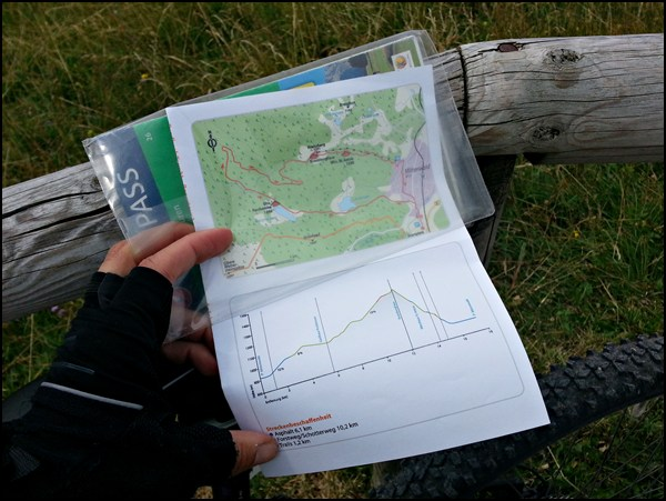 Mountainbike Buch Garmischer Berge
