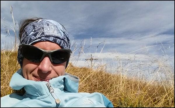 Gipfel der Fleischbank im Karwendel