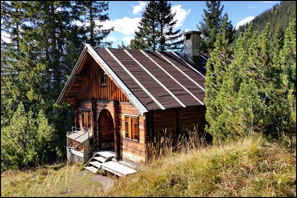 Jagdhütte Steilegg