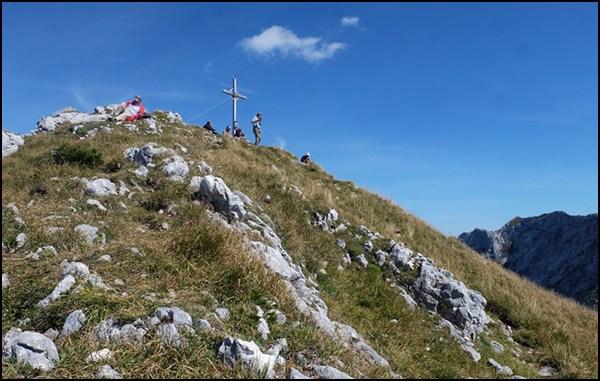 Gipfelbuch: Krähe, Ammergauer Hochplatte & Kenzenhütte