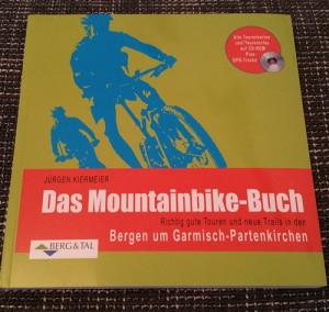 Mountainbike Buch Garmisch