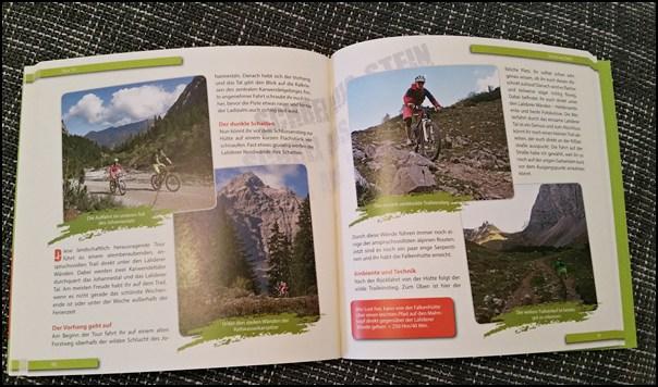 Tourenvorschlag Mountainbike Garmisch