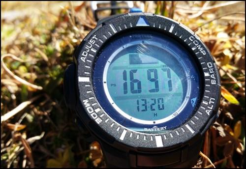 Testbericht: Outdoor Uhr Pro Trek PRG-300-1A2ER