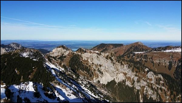 Gipfelbuch: Scheinbergspitze in den Ammergauer Alpen