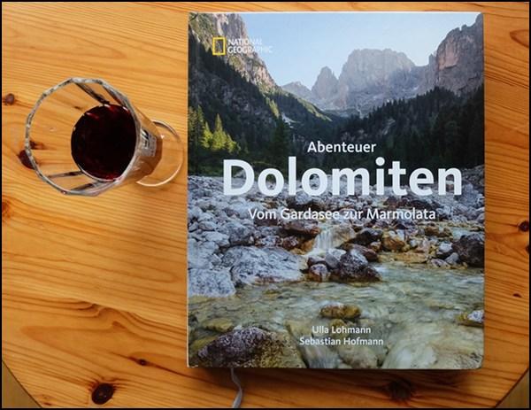 Abenteuer Dolomiten Bildband