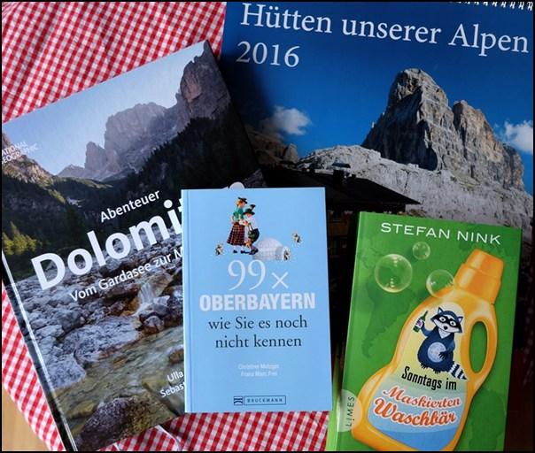 Weihnachtsgeschenke für Wanderer und Bergfreunde