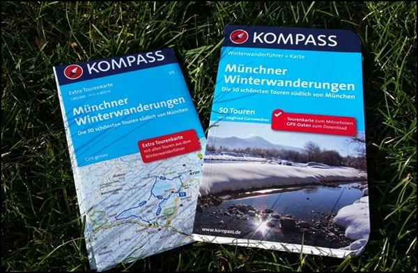 Buchtipp: Münchner Winterwanderungen