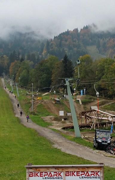 Bikepark Lenggries am Brauneck