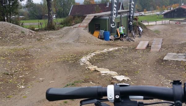 Mountainbiken für Anfänger (5): Fahrtraining im Bikepark Lenggries