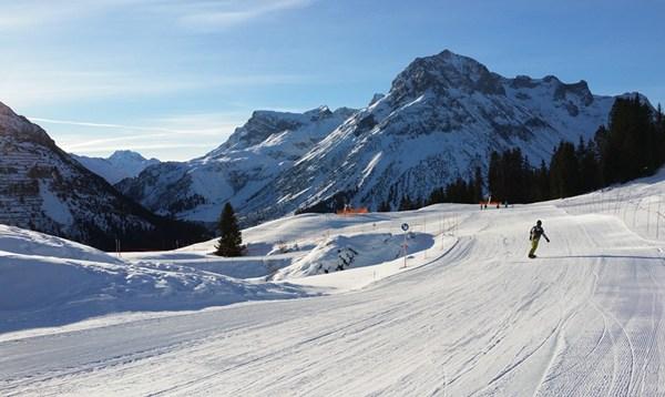 Projekt Pistenglück 1/ 2016: Skiwochenende in Lech am Arlberg