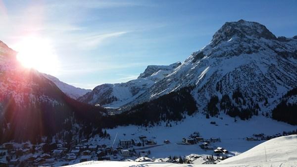 Skisaison eröffnet!