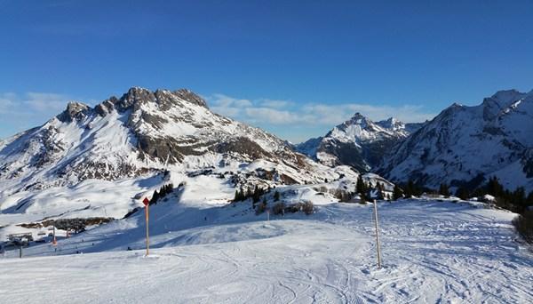 Traum-Ski-Tag in Lech