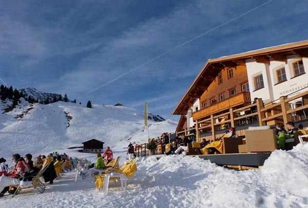 Hotel Terrasse in Oberlech