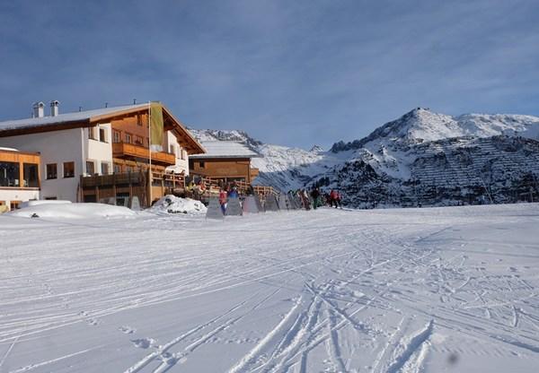 Hotel Mohnenfluh Oberlech