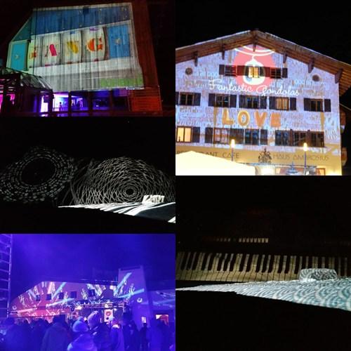 Illuminationen und DJs bei den Fantastic Gondolas