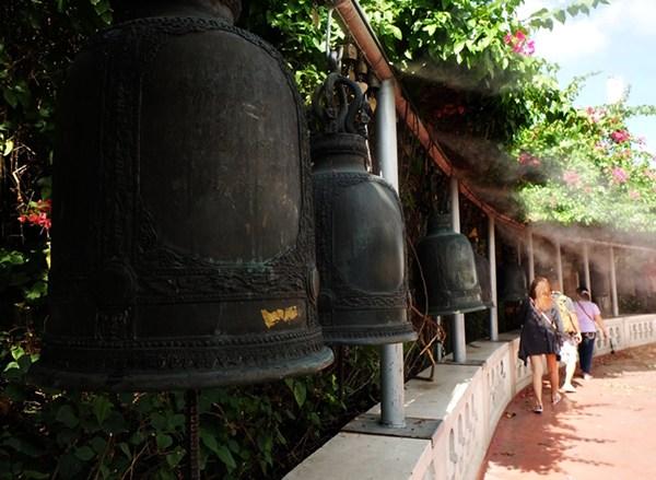 Glocken Wat Saket Bangkok